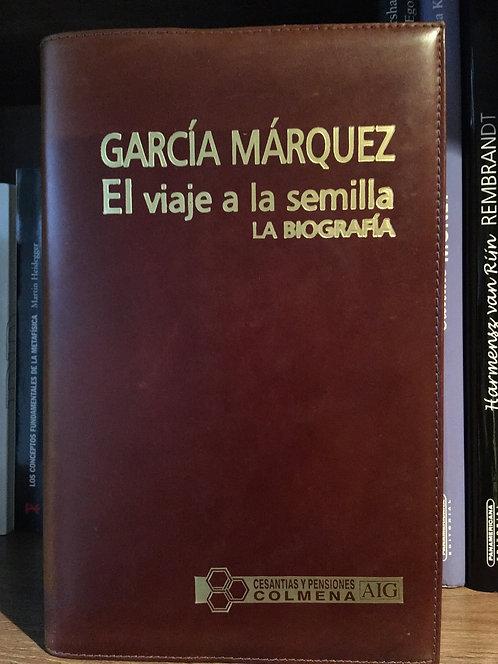 García  Márquez El viaje a la semilla Biografía  Dasso Saldivar