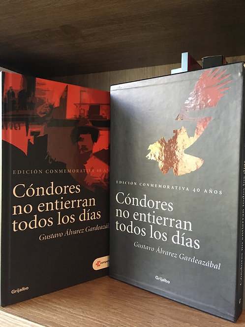 Cóndores no entierran todos los días Gustavo Álvarez Gardeazabal