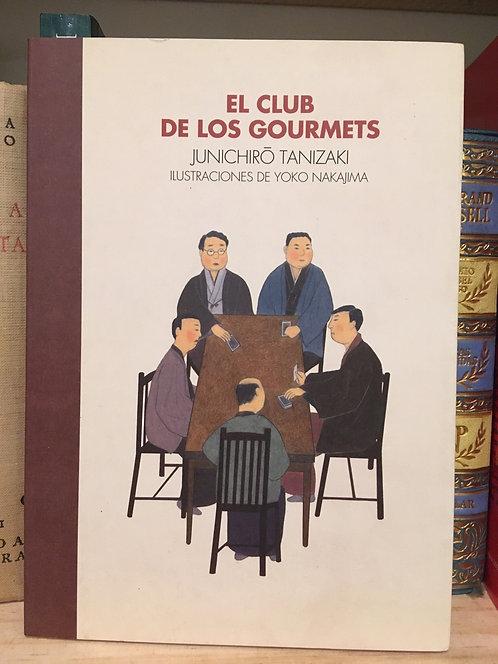 El club de los gourmets. Junichiro Tanizaki