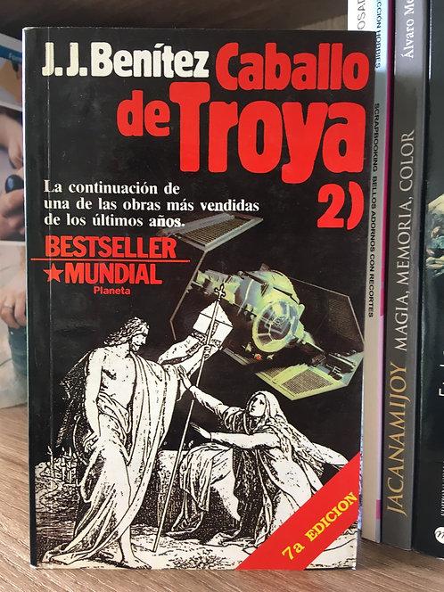 Caballo de Troya 2. J.J. Benitez