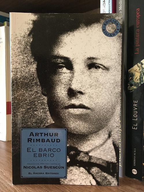 El barco ebrio Artur Rimbaud