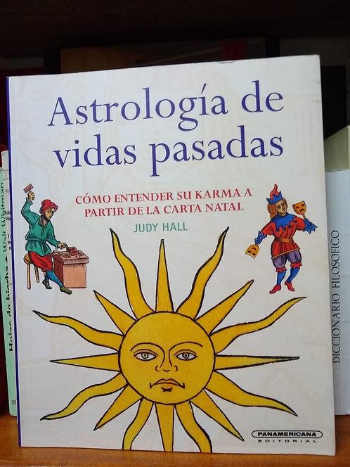 Astrología  de vidas pasadas Judy Hall