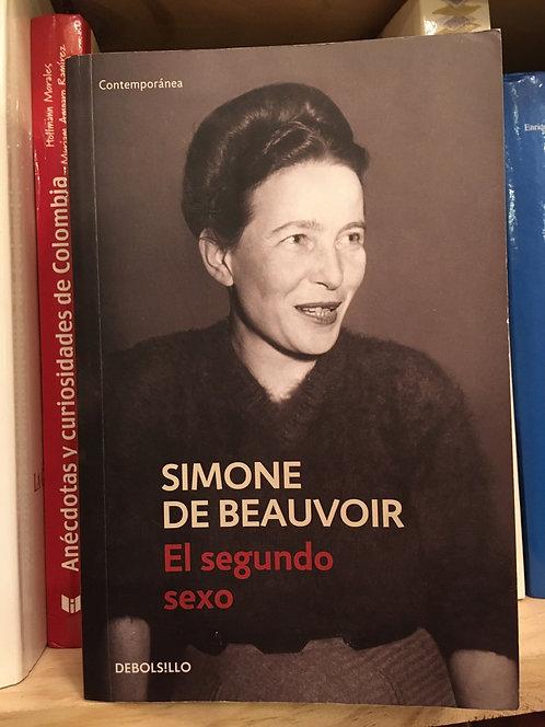 El segundo Sexo. Simone de Beauvoir