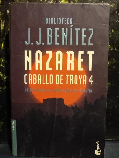 Caballo de Troya 4. J.J. Benitez