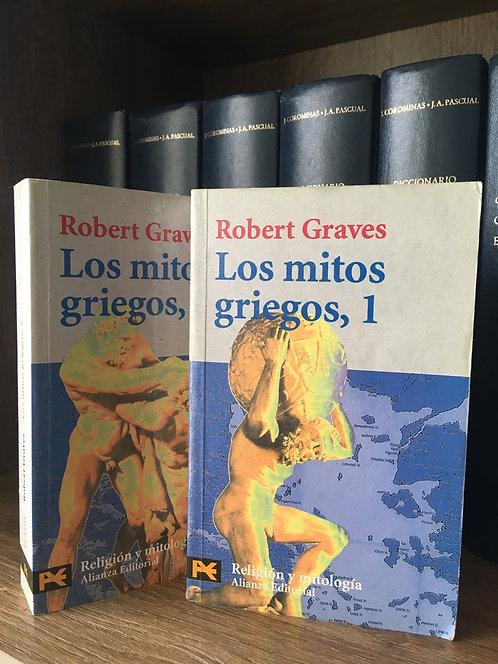 Los mitos griegos. Robert Graves