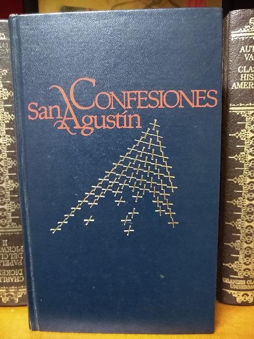 Confesiones San Agustín