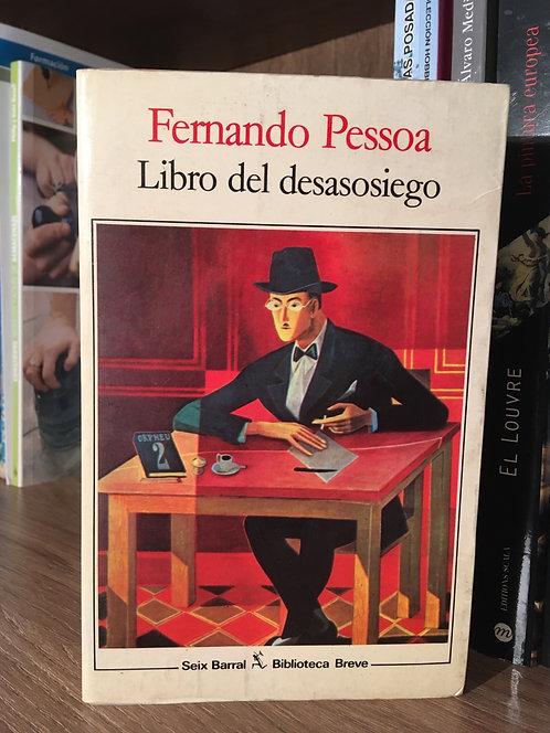 El libro del desasosiego Fernando Pessoa