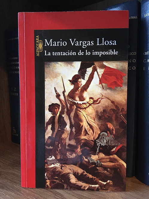 La tentación del existir. Mario Vargas Llosa
