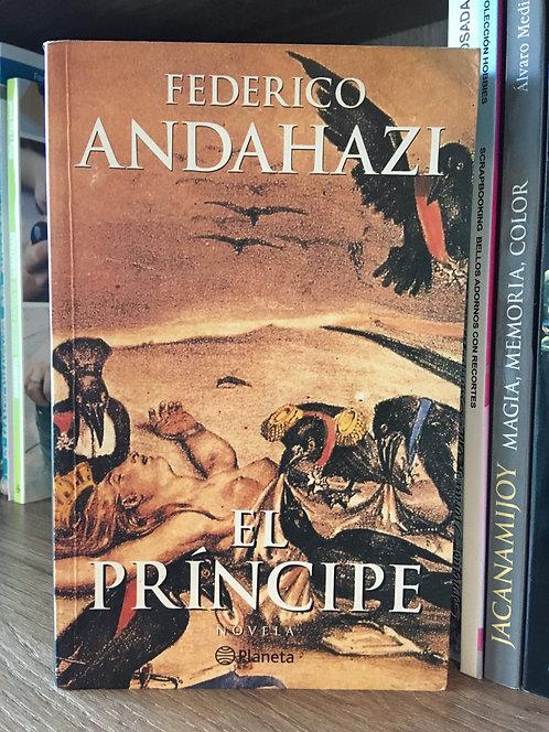 El príncipe Federico Andahazi