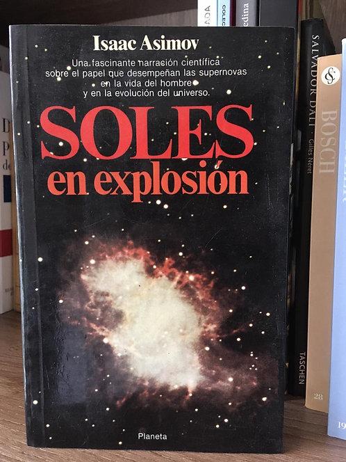 Soles en Explosión Isaac Asimov