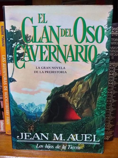 El clan del oso cavernario. Novela prehistórica