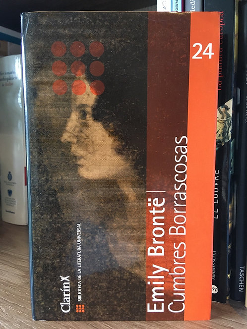 Cumbres borrascosas Emily Brontë