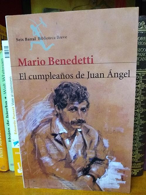 El cumpleaños de Juan Ángel . Mario Benedetti