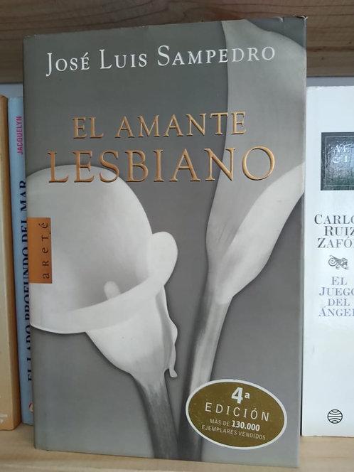El amante lesbiano. José Luis Sampedro