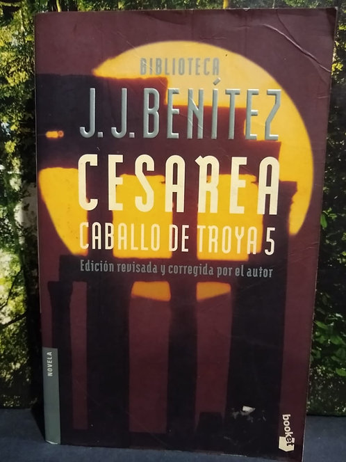 Caballo de Troya 5. J.J. Benitez