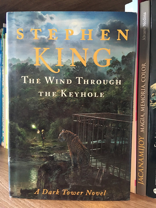 The wind thrugh the keyhole Stephen King