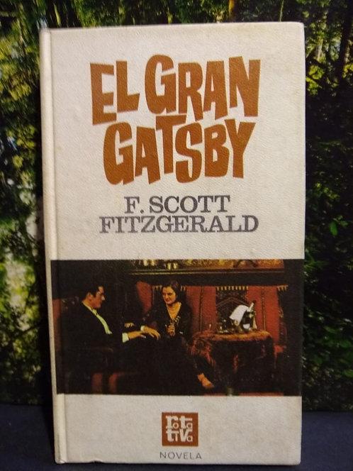 El gran Gatsby. Scott Fitzgerald