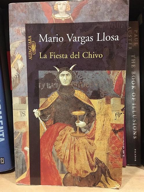 La fiesta del chivo. Mario Vargas Llosa