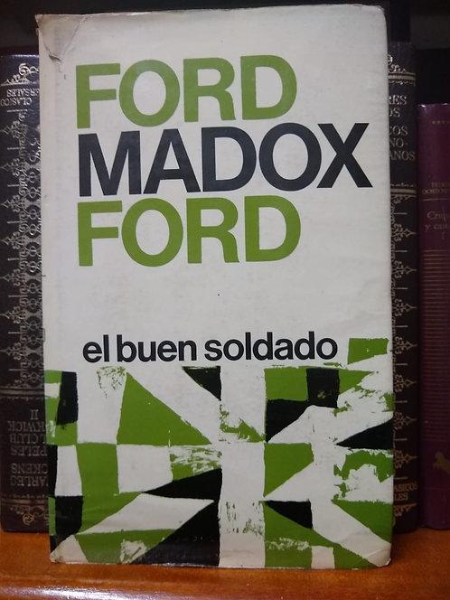 El buen soldado Ford Madox Ford
