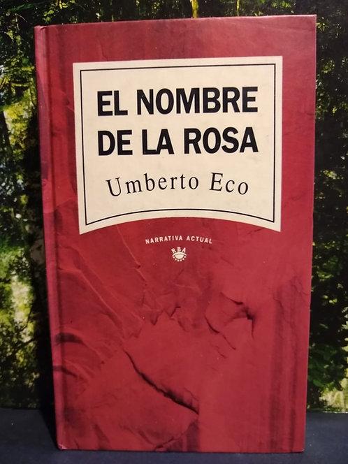 El nombre de la Rosa. Umberto Eco
