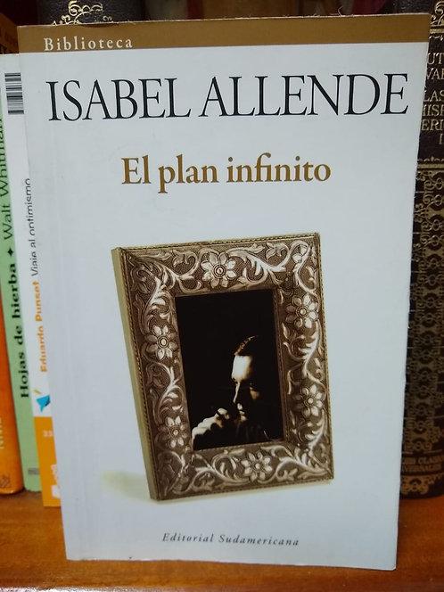 El plan infinito. Isabel Allende
