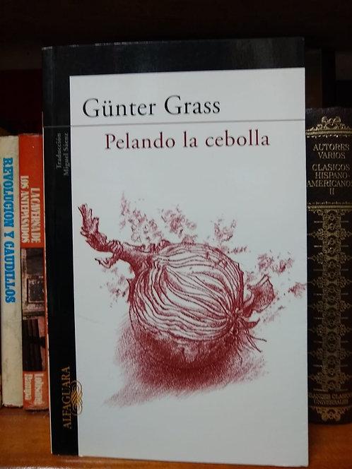 Pelando la cebolla. Günter Grass