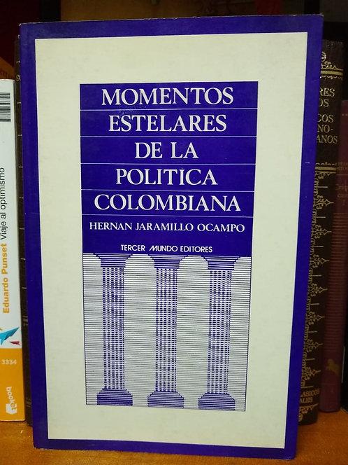 Momentos estelares de la política colombiana. Hernán Jaramillo Ocampo