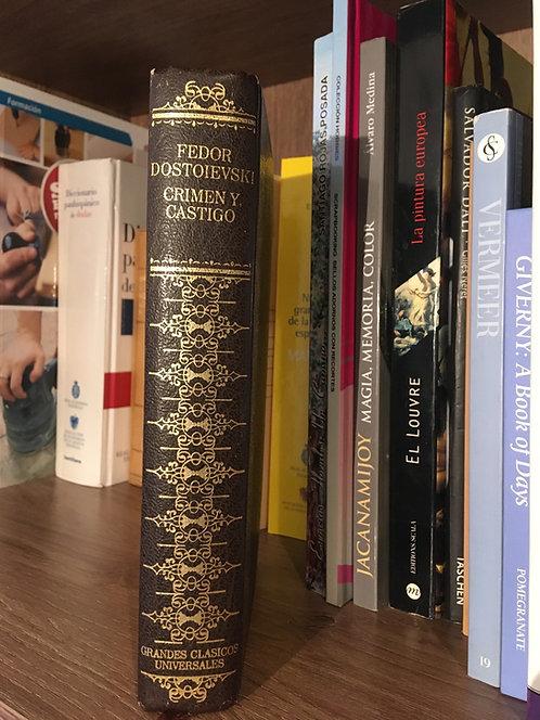 Crimen y castigo Fedro Dostoievsky