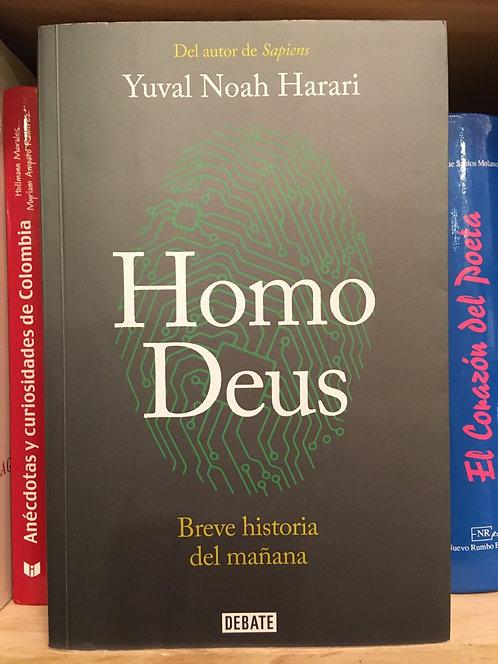 Homo Deus. Yuval Noah Harari