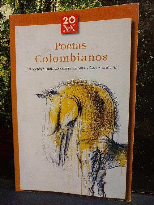 Poetas colombianos. Antología. Santiago Mutis
