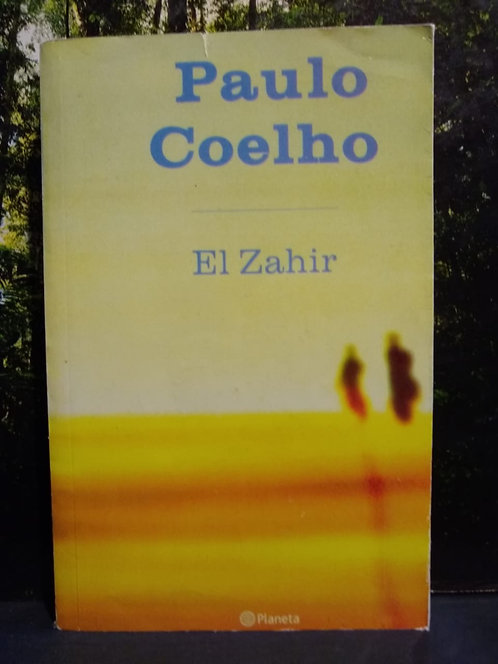 El Zahir. Paulo Coelho