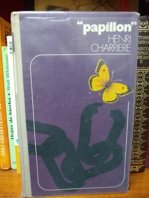 Papillon. Henri Charriere