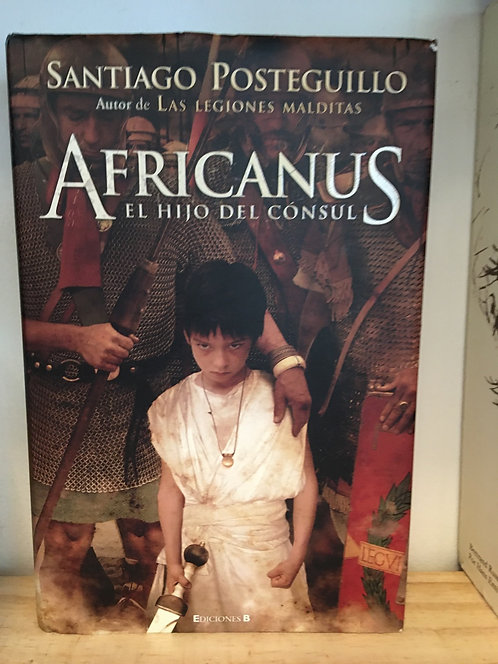 Africanus. Santiago Posteguillo