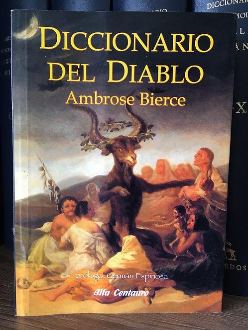 Diccionario del diablo. Ambrose Bierce .