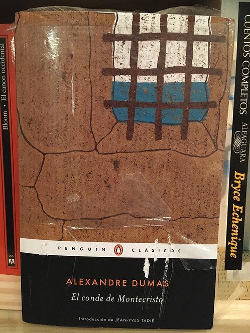 El conde de Montecristo. Alexandre Dumas