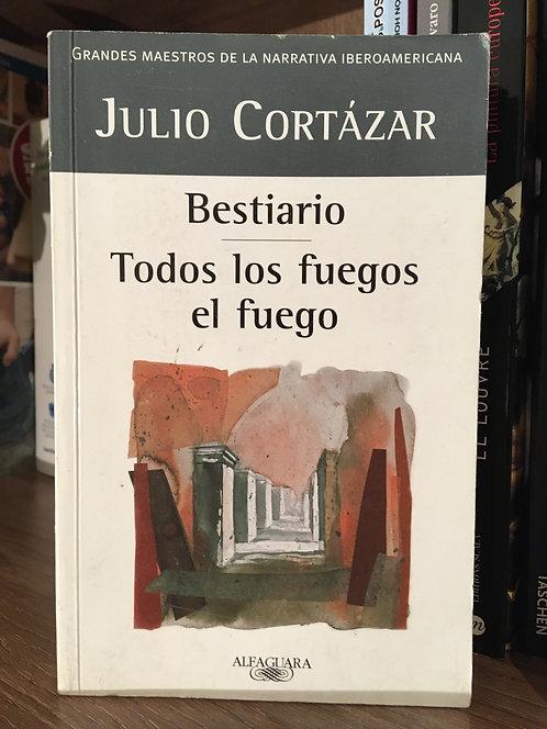 Bestia río Todos los fuegos Julio Cortázar