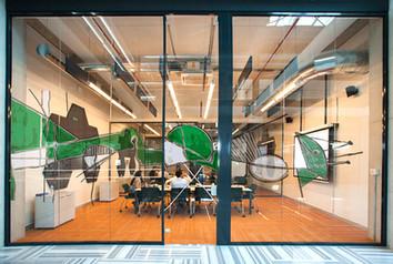 Balparmak Ofis Toplantı Odaları