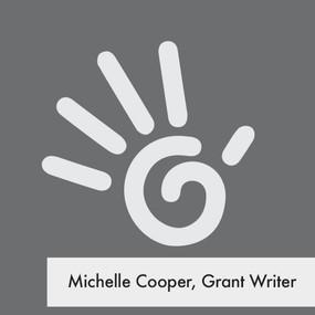Michelle Cooper, Grant Writer