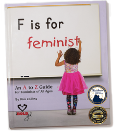 F is for Feminist, Final Cover Design
