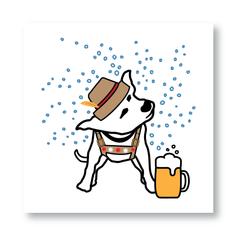 Octoberfest Dog