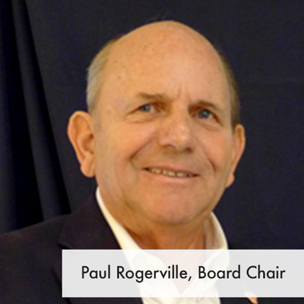 Paul Rogerville, Board Chair