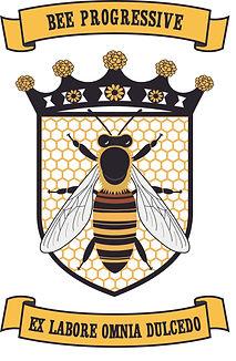 BeeProgressive Coat of Arms