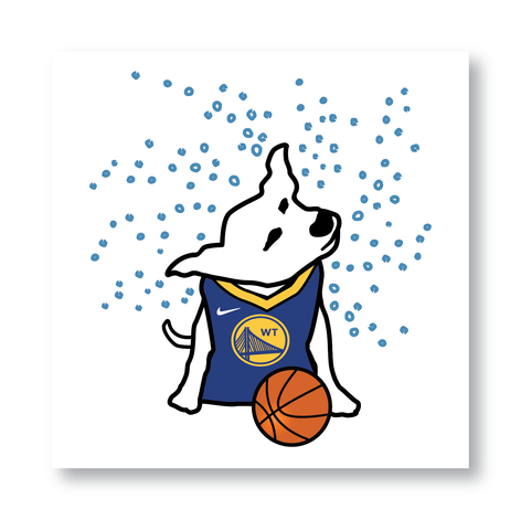 Warriors Dog