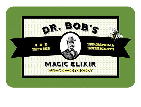Dr. Bob's Magic Elixir