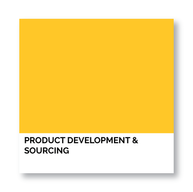 Product Development & Sourcing