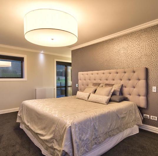 Divine bedroom in Jacks Point