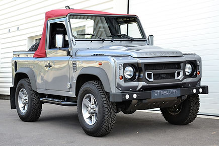 DEFENDER 90 SOFTTOP EDEN PARK KAHN DESIGN