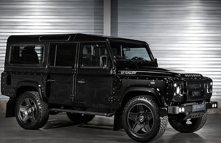 DEFENDER 110 SW ADVENTURE EDITION SUSPENSION PNEUMATIQUE