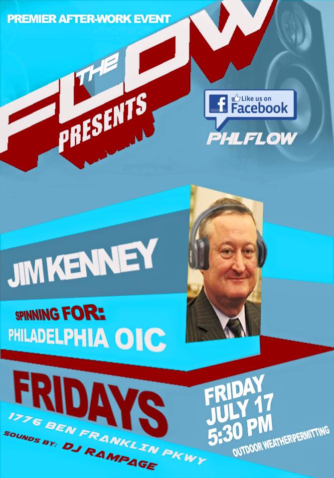 Jim Kenney Photo Flow