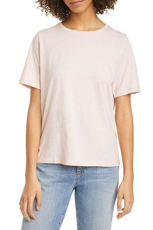 Eileen Fisher - Organic Cotton Crew Tee